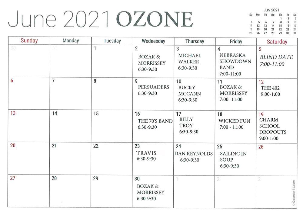 JUNE-OZONE